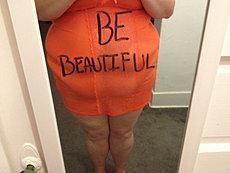 BE BEAUTIFUL day #1