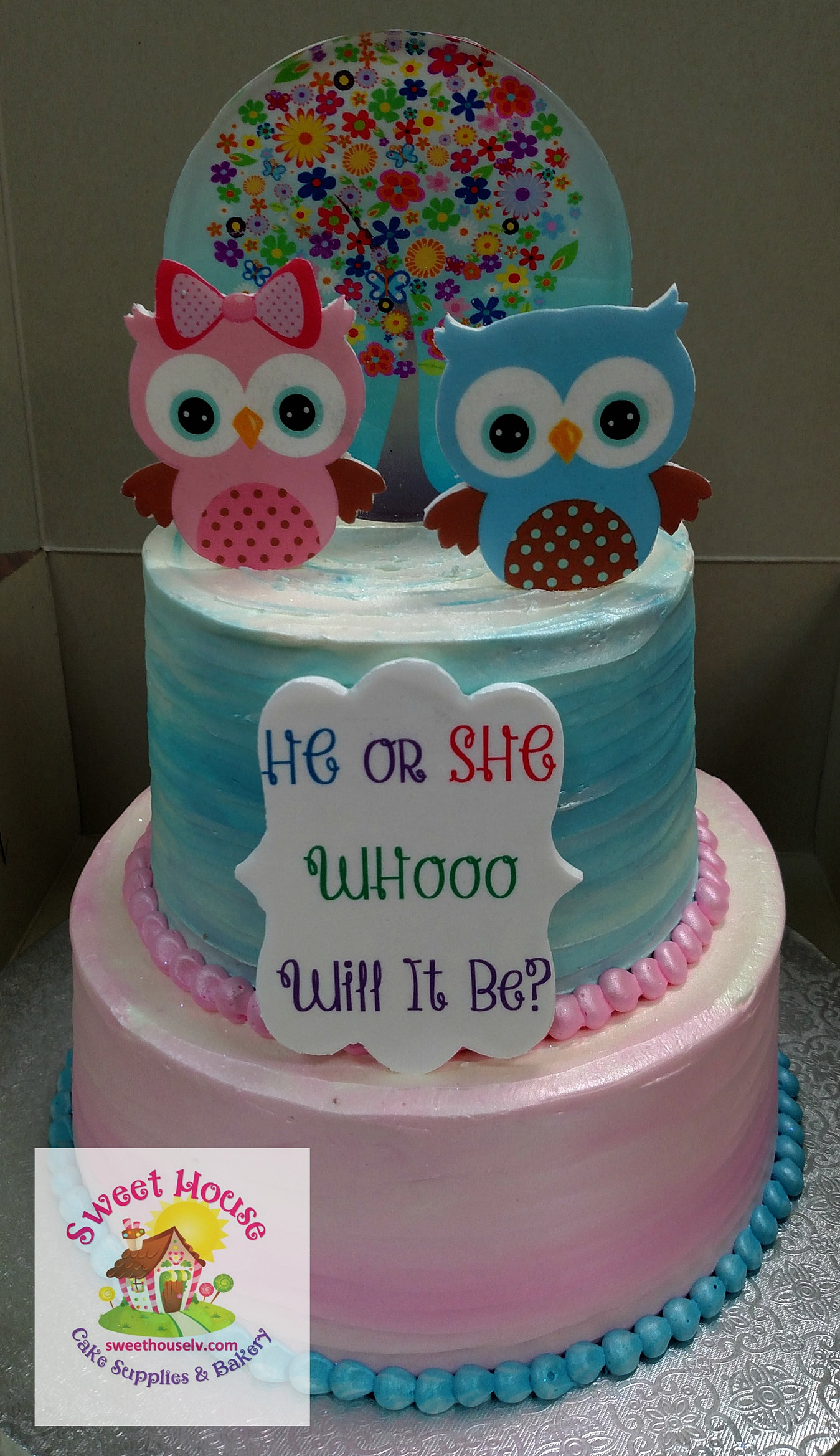 Sweet House Cake Supply & Bakery   Baby Shower Cakes