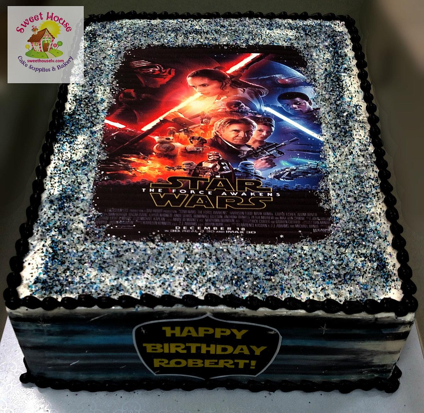 Sweet  Birthday Sheet Cake Ideas