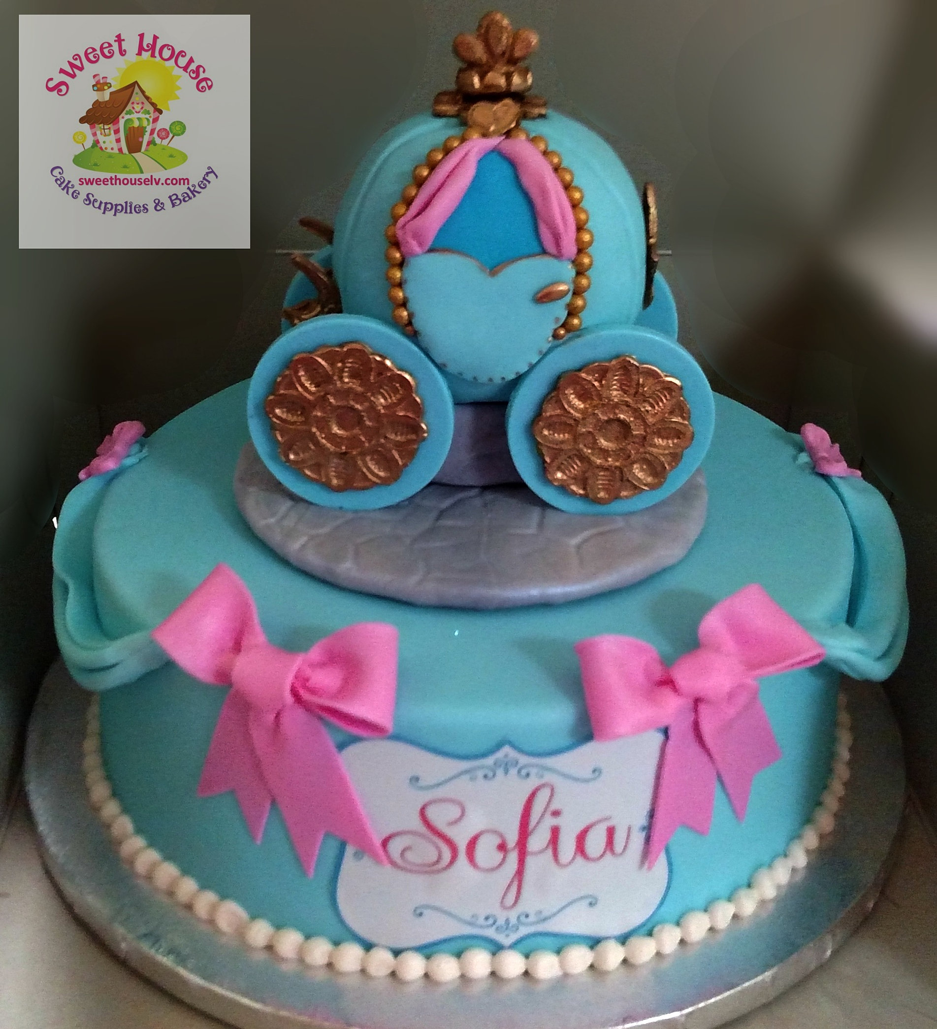 Birthday Cake Princess And Teen Titans