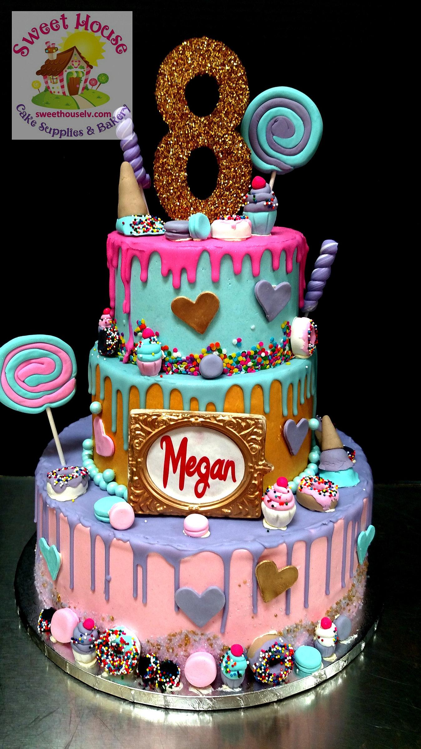 Sweet House Cake Supply Bakery Kids Birthday Cakes