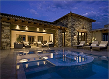 San Diego Custom Home