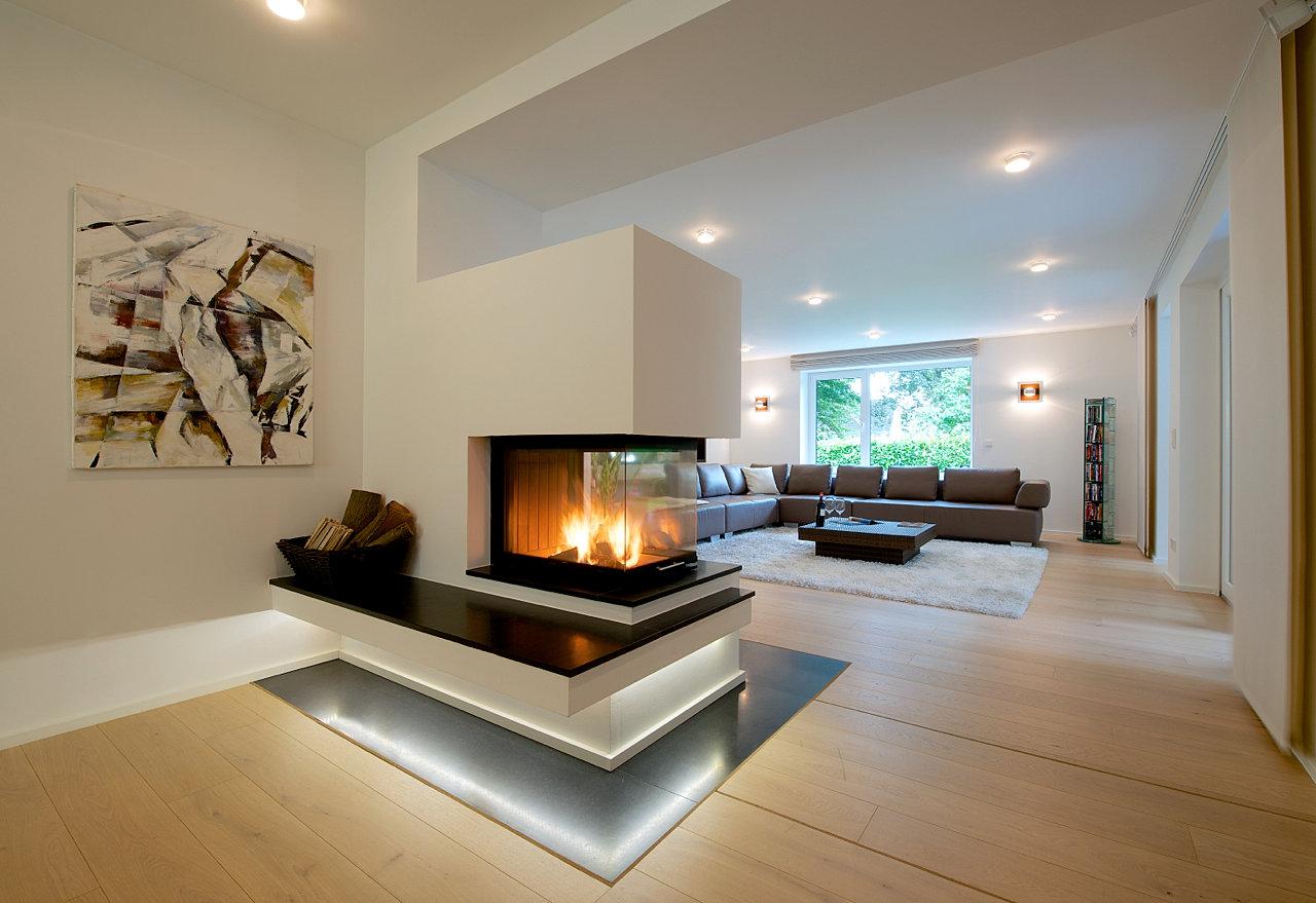 grid neu kamin als raumteiler. Black Bedroom Furniture Sets. Home Design Ideas