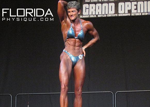 Physique Competitor Daytona Beach  Tall