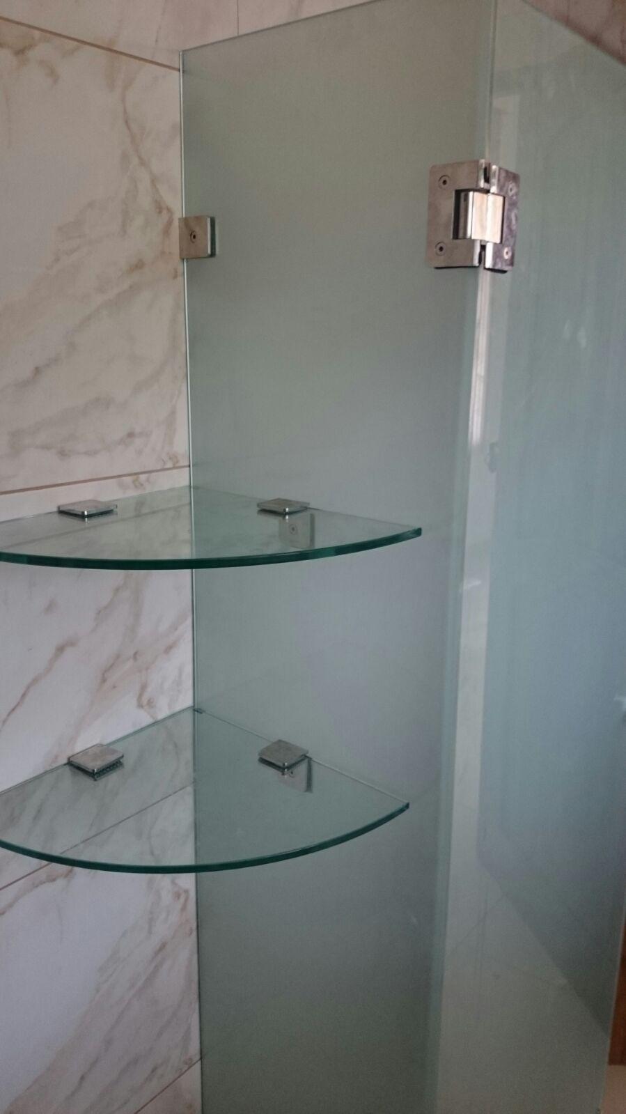 Vidrios monge orotina todo en soluciones de vidrio y for Repisas para bano rimax