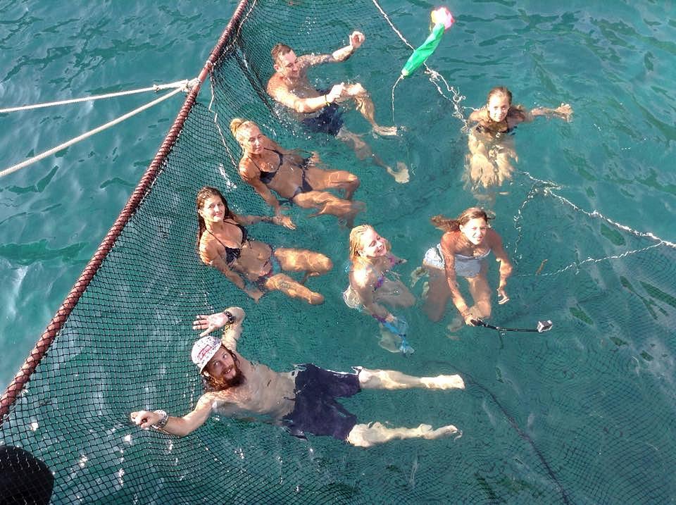 Koh Phi Phi Happy Boat - Hom  koh phi phi, snorkeling ...