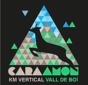 Cara Amon | Cursa vertical de muntanya | logo