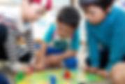 Game 4〜6才児コース 子供英会話 ザッツ英会話スクール 守谷市茨城県 英語 外国人先生 講師