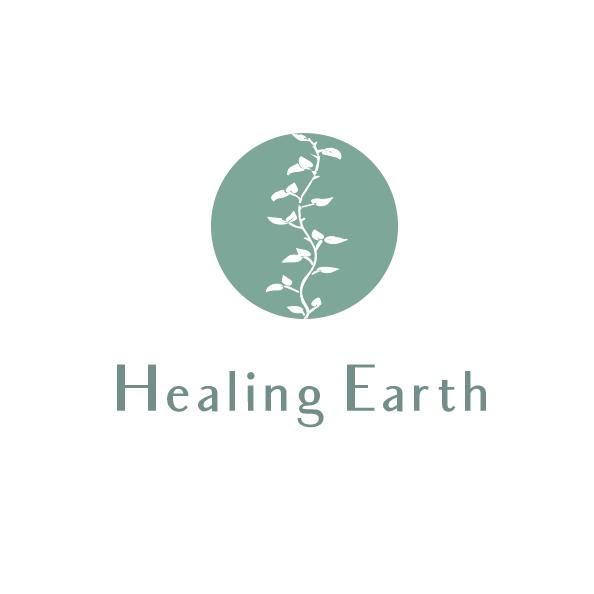 HEALING EARTH LOGO