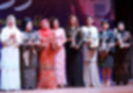 Anugerah Tokoh Wanita Muda NCWO 2015 for