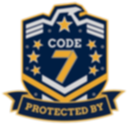 C7 badges_protected by  - Outline_C7 BAD