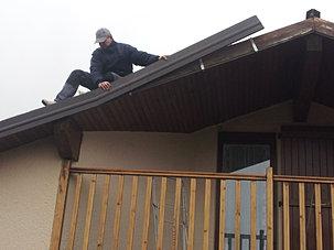 C2l habillage planche de rive dessous de toit pvc - Habillage planche de rive ...