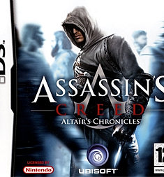 ASSASSINS CREED ALTAIR CHRONICLES