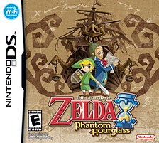 The Legend Of Zelda Phantom Hourglas