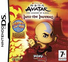 Avatar The Legend Of Aang Into The I
