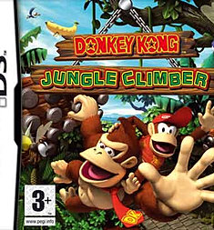 Donkey Kong Jungle Climber
