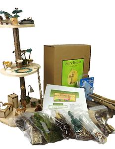 Fairy house building kit