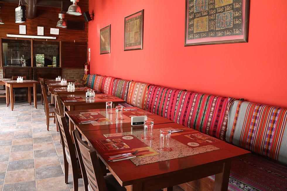 Casa de campo cieneguilla for Restaurantes casa de campo