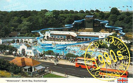 North Bay Swimming Pool Scarborough