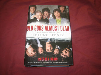 my rolling stones books collection 2 027