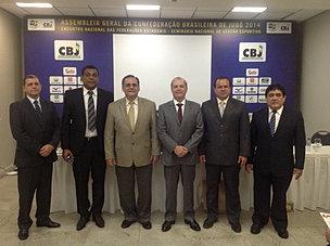 Congreso Ordinario CBJ, Brasil