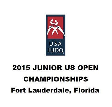 US Junior Open Championships 2015