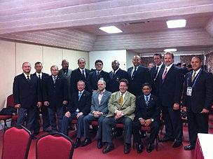 Copa Pan. Bridgetown 2014