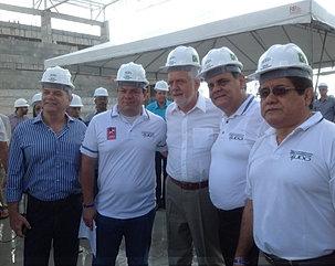 Directivos CPJ-Gob Salvador de Bahía