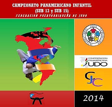 Pan. Infantil Puerto Rico 2014