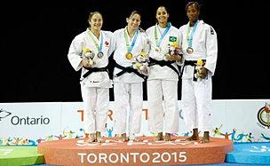 Toronto 2015 Women