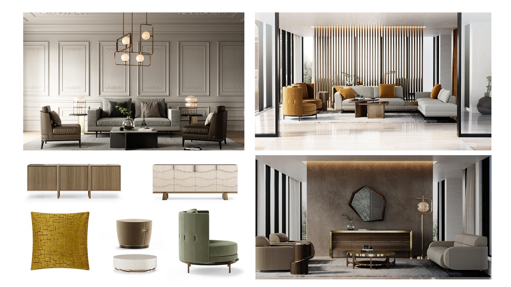 Spicy Lemon London Luxury Design Studio