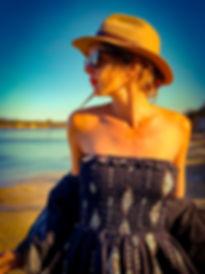 robe tendance saint tropez mode plage brigitte bardot made in france