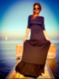 robe tendance saint tropez mode plage brigitte bardot made in france glamour