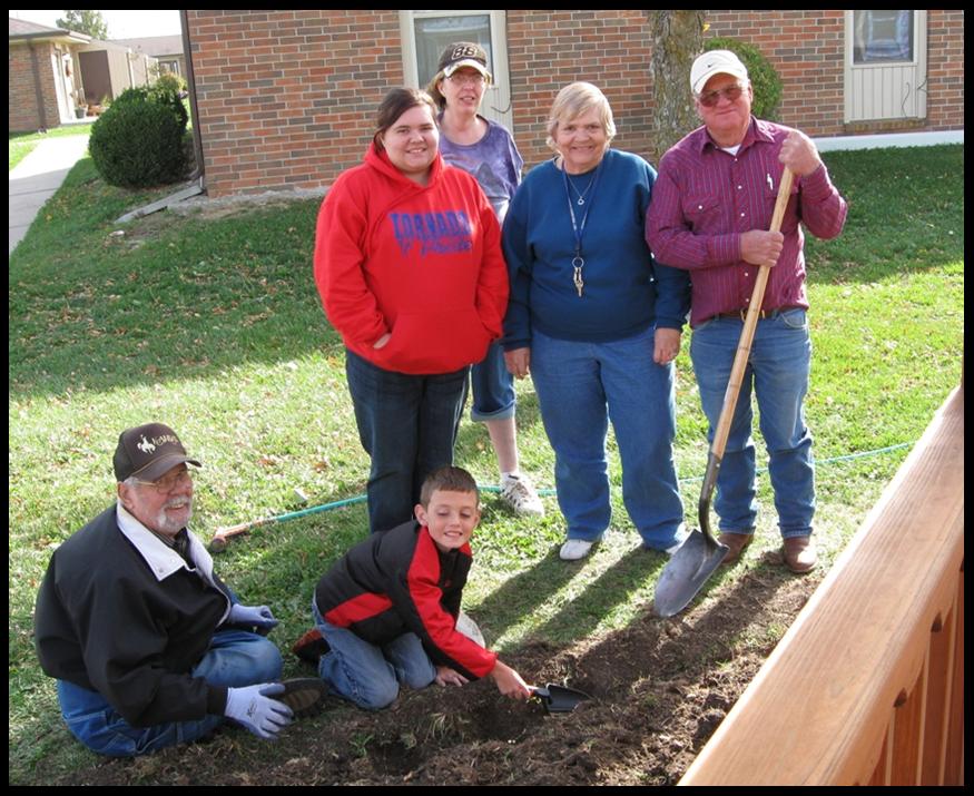 Magic Circle Group- Planting Hope 2012.p