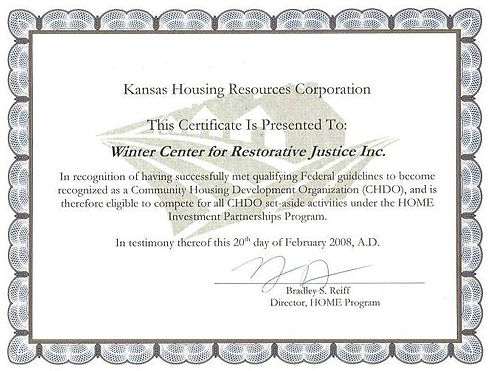 Certification-CHDO 2008.jpg