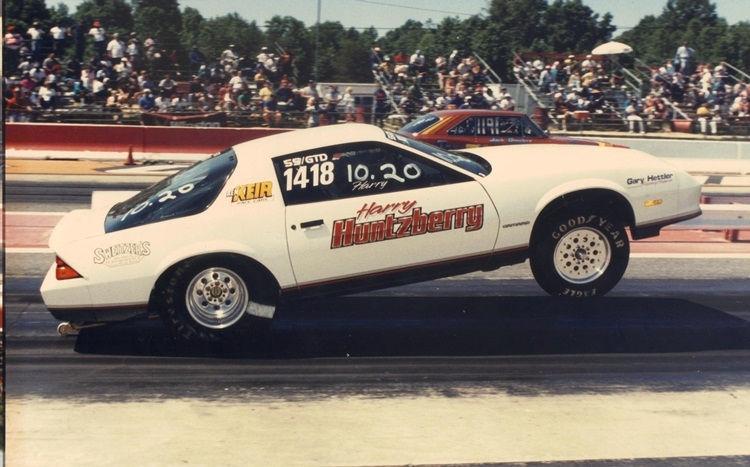 Harry Huntzberry, SS/GTD 1985 Camaro, Built 1987