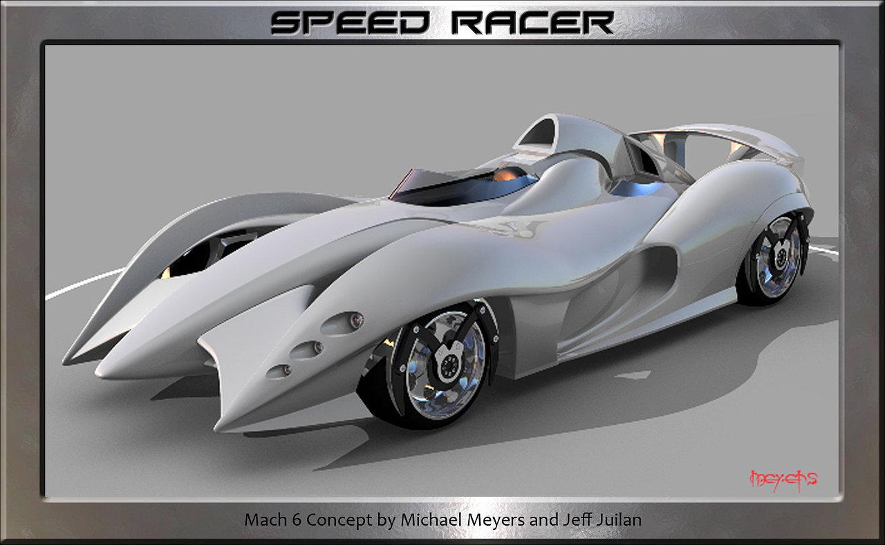 michael meyers | Mach 6- Speed Racer