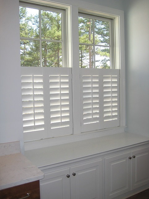 Suber Custom Interior Shutters Window Treatments Tallahassee Cafe Shutters