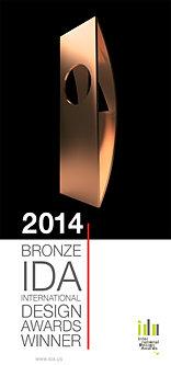International Design Awards - BRONZE