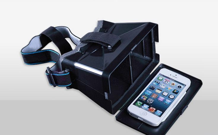 Виртуальный очки для смартфона