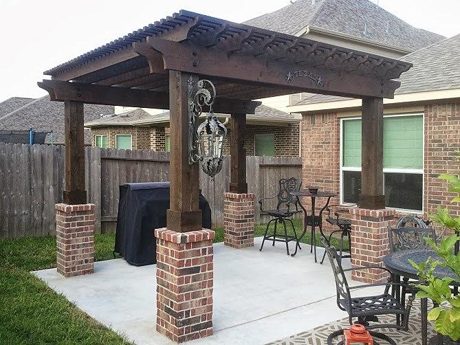 Outdoor Kitchens,Patio Covers -Katy Tx,Houston   Pergola ...