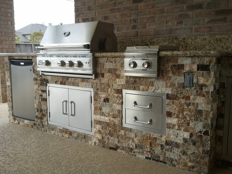 Outdoor Kitchens,Patio Covers -Katy Tx,Houston | Outdoor