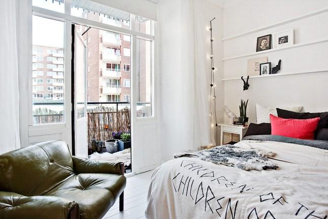 So sweet home dormitorio en blanco y negro - Dormitorios blanco y negro ...