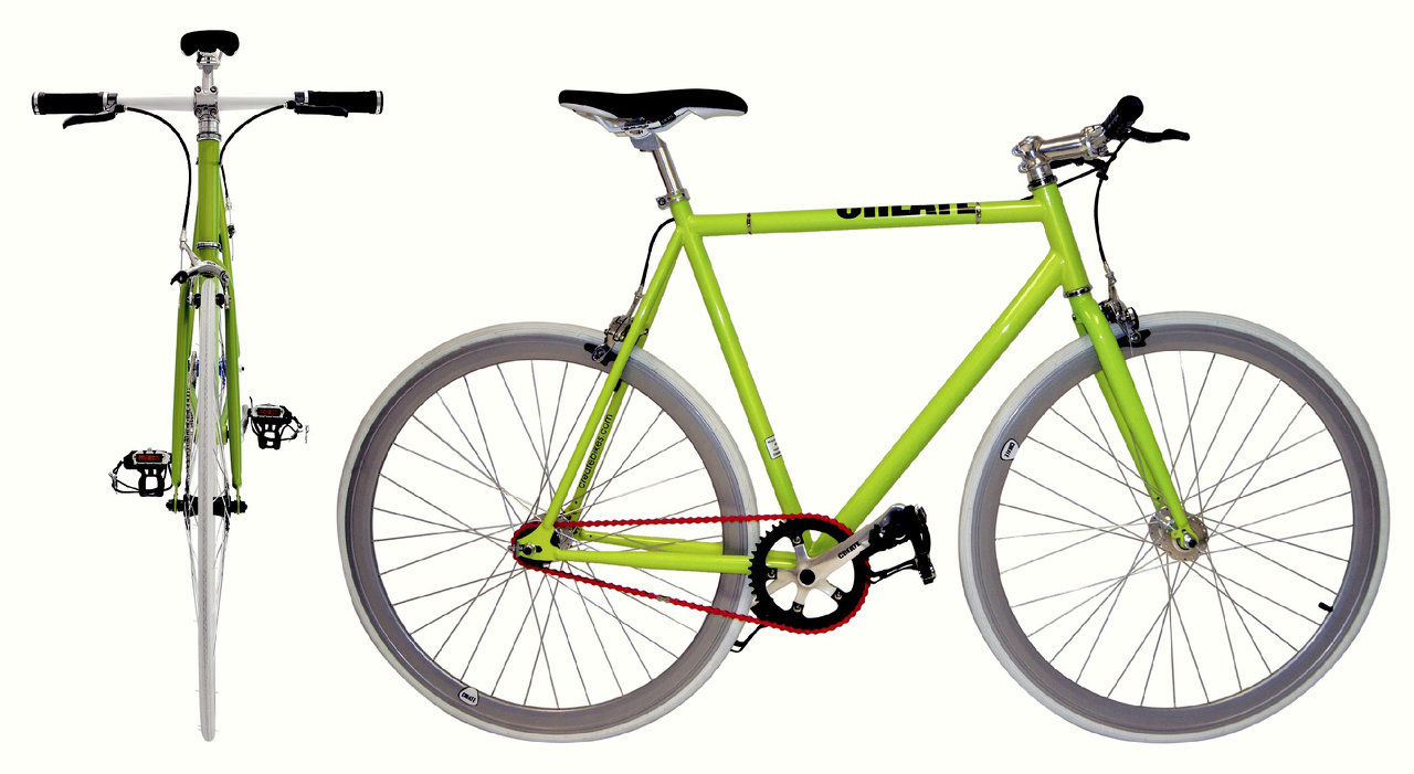 Design Your Own Fixie Online Ride It Like Beckham The