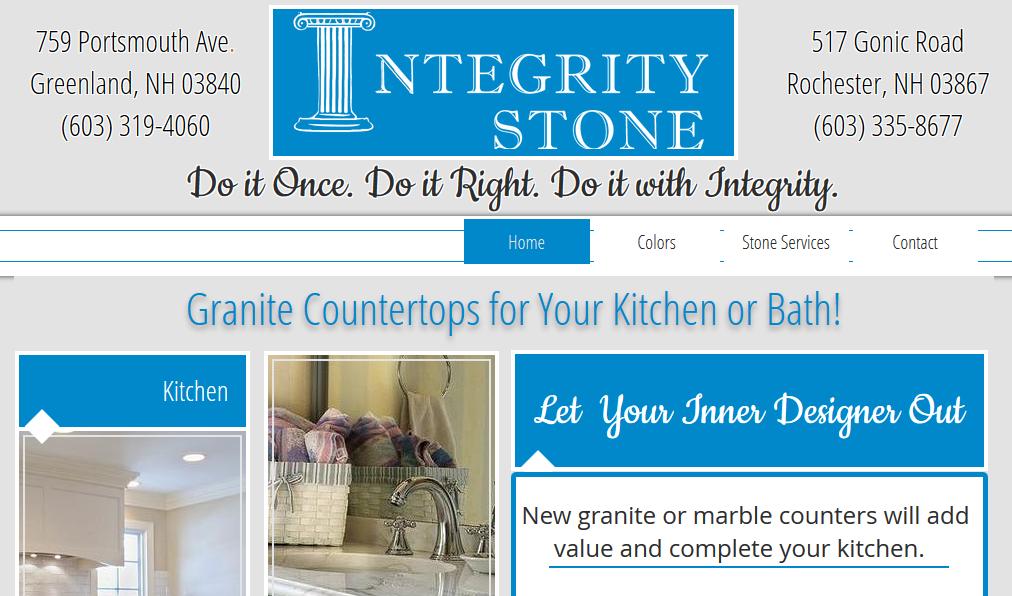Integrity Stone Granite Countertops NH