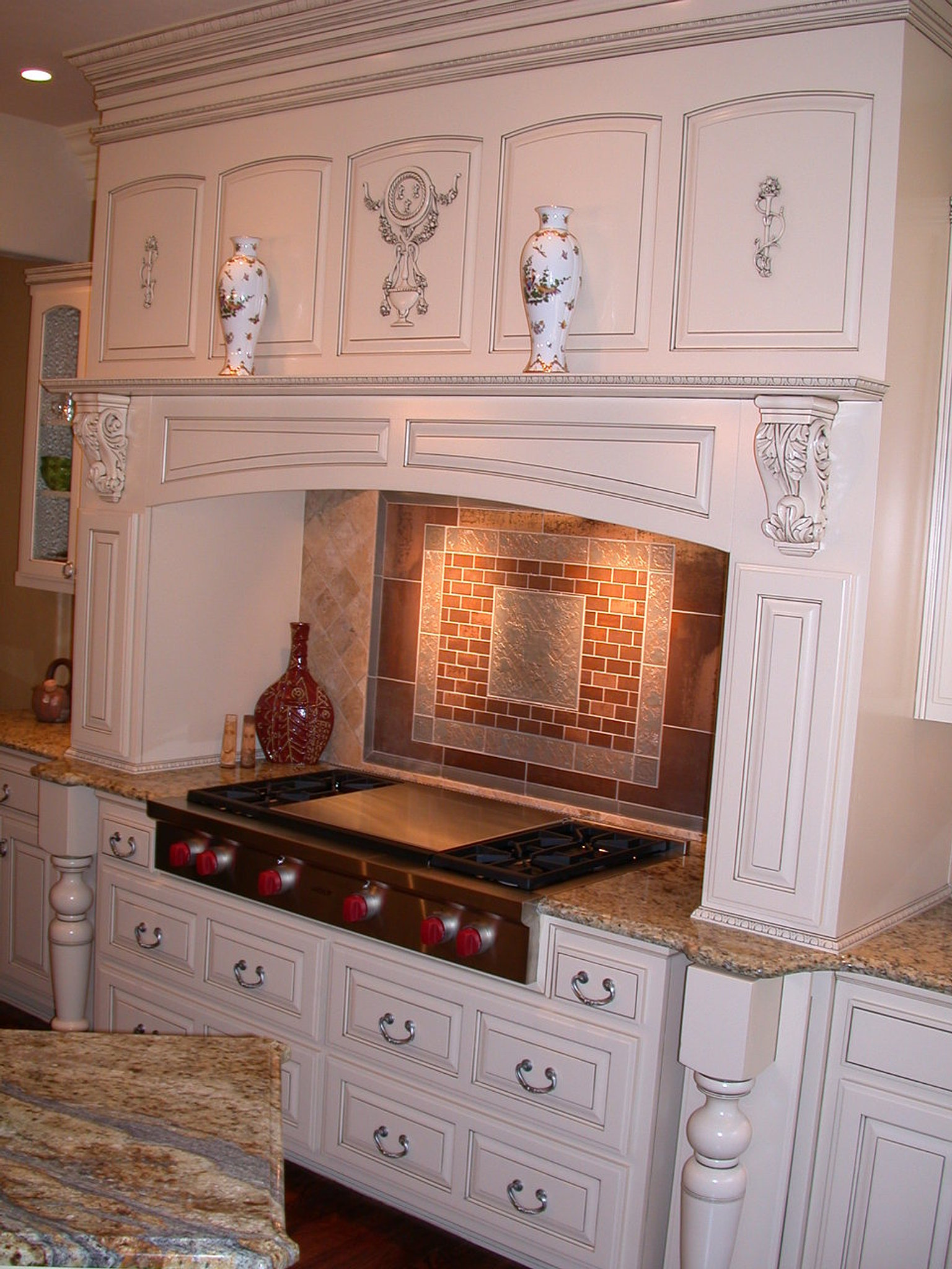 Kitchen Fireplace For Cooking Tulsa Home Remodeling Tulsatulsa Home Remodeling Stacy Cooking