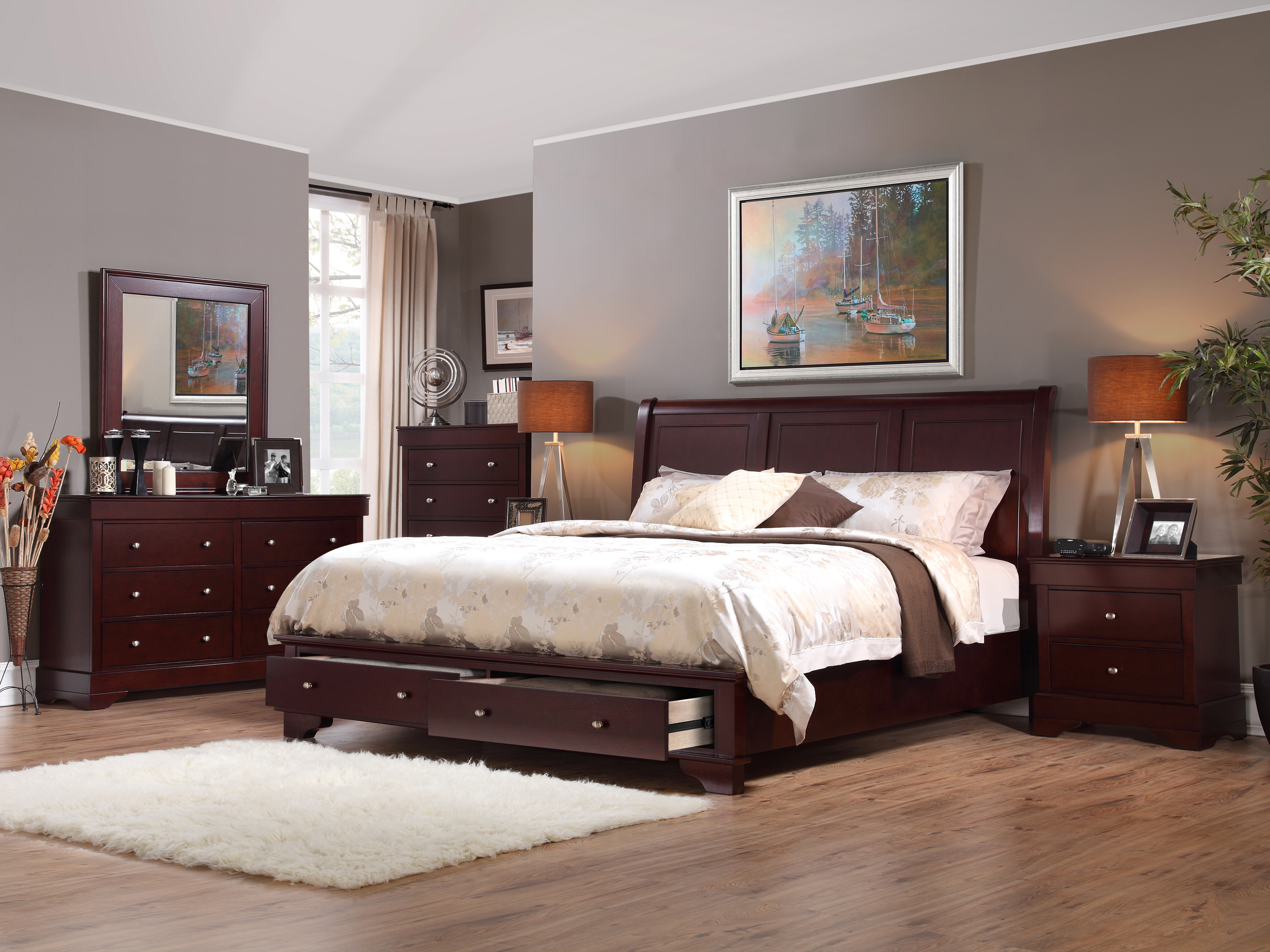 Lifestyle Solutions Bedroom Furniture Goodnight Furniture And Mattresses Store In San Mateo And San