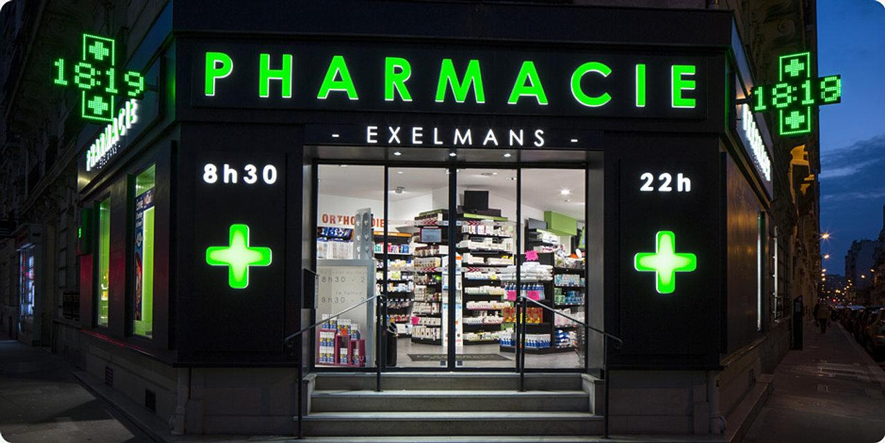 Resultado de imagen para pharmacie exelmans
