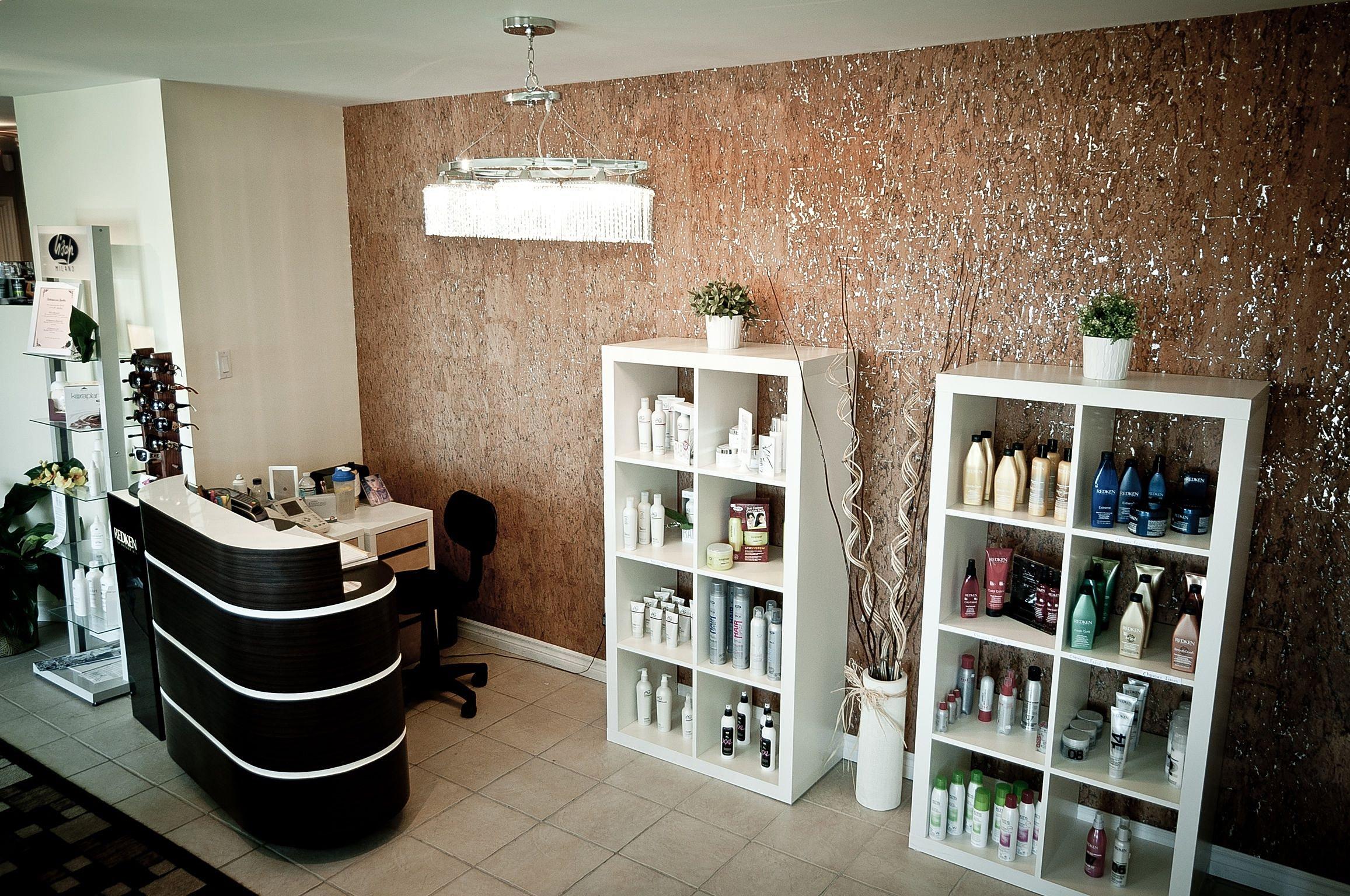 Coiffure pr cellence for Interieur salon de coiffure