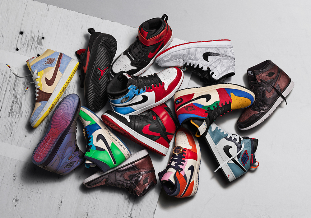 """Jordan Brand's """"Fearless Ones"""" Collection Ushers In FlyEase, Global Collaborations, And More"""